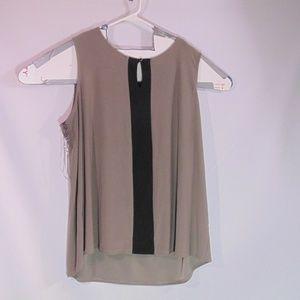 Faith and Joy career wear sleeveless top 3x